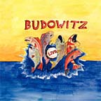 Budowitz / Live CD cover - mighty fishy!