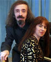 Efim Chorny and Susan Ghergus