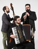 Yiddish Art Trio publicity photo